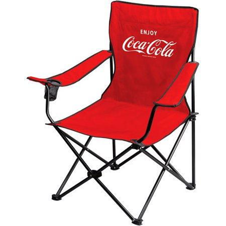 Coca Cola Folding Chair, Model # 810084