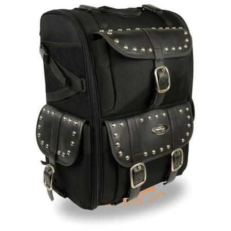 (Milwaukee Extra Large Two Piece Studded Nylon Touring Pack (106730010132))