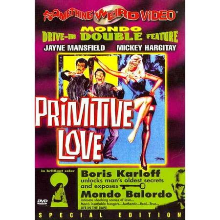 PRIMITIVE LOVE/MONDO BALORDO - List Of Classic Halloween Movies