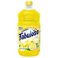 Fabuloso All Purpose Cleaner, Lemon - 56 fluid ounce