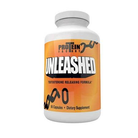 Unleashed Testosterone Booster Supplement Walmart Com