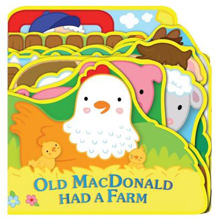 Old MacDonald Had a Farm: Read Along. Sing the Song! (Board Book) - Funny Farm Halloween Song