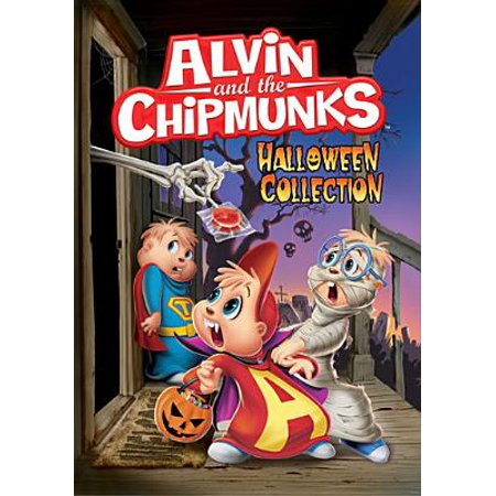 Alvin & the Chipmunks: Halloween Collection (DVD) - Halloween Collection 1080p