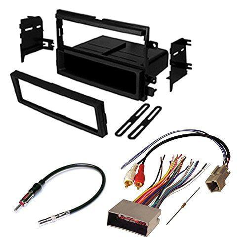 [DHAV_9290]  FORD F250 F350 F450 SUPER DUTY CAR RADIO STEREO RADIO KIT DASH INSTALLATION  MOUNTING WIRING HARNESS RADIO ANTENNA - Walmart.com - Walmart.com | Ford Wiring Harness Kit |  | Walmart