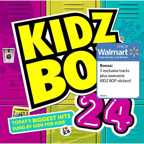 Kidz Bop, Vol. 24 (Walmart Exclusive)