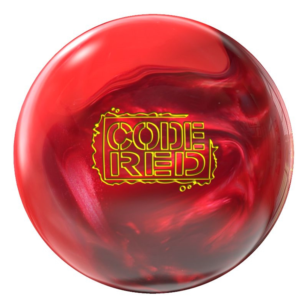 Storm Code Red Bowling Ball (12lbs) by Storm Bowling Products