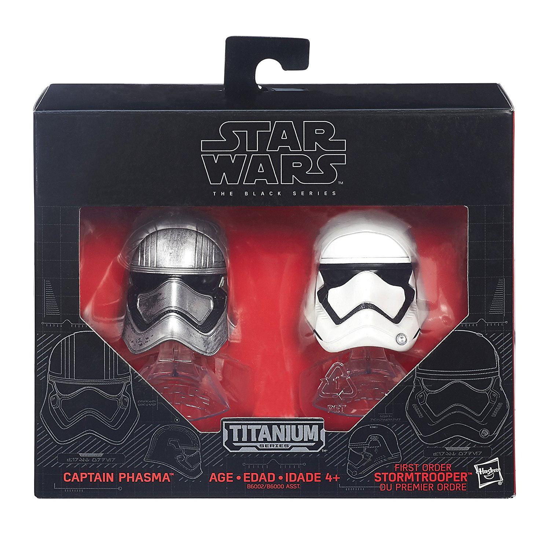Star Wars Black Series Titanium Force Awakens Die-cast Vehicle  Box Set Of 4