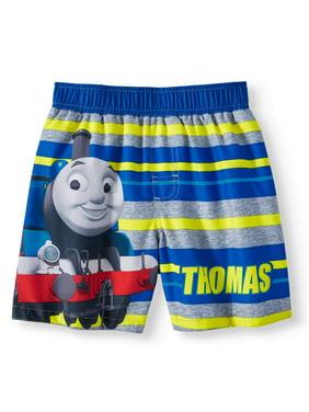 Thomas & Friends Toddler Boy Swim Trunks