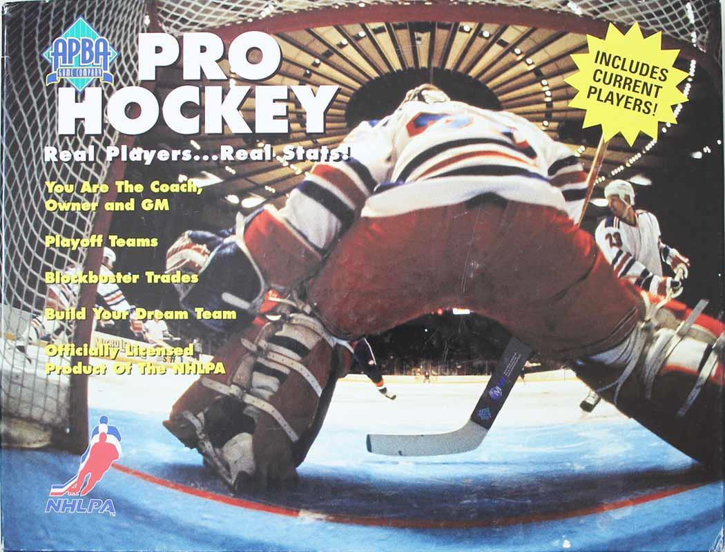 APBA Hockey (1996 Edition) Great Condition by APBA Games