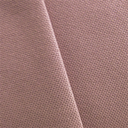 Mauve Tillman/Long Titan Canvas Home Decorating Fabric, Fabric By the Yard