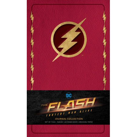 The Flash: Journal Collection (Set of 2) (Other)