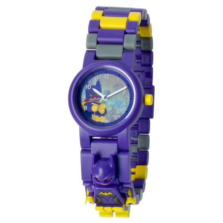 THE LEGO® BATMAN MOVIE Batgirl™ Minifigure Link Watch for $<!---->