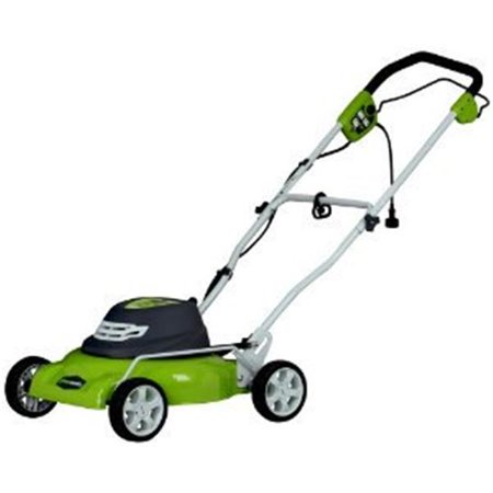 18 in. 2-in-1 Electric Mower - image 1 of 1