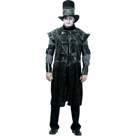 Undead Stalker Adult Halloween Costume](Night Stalker Costume)