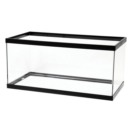 Aqueon Products-Glass-Standard Rectangular Aquarium Tank- Black 40 Gallon - 100 Gallon Aquariums