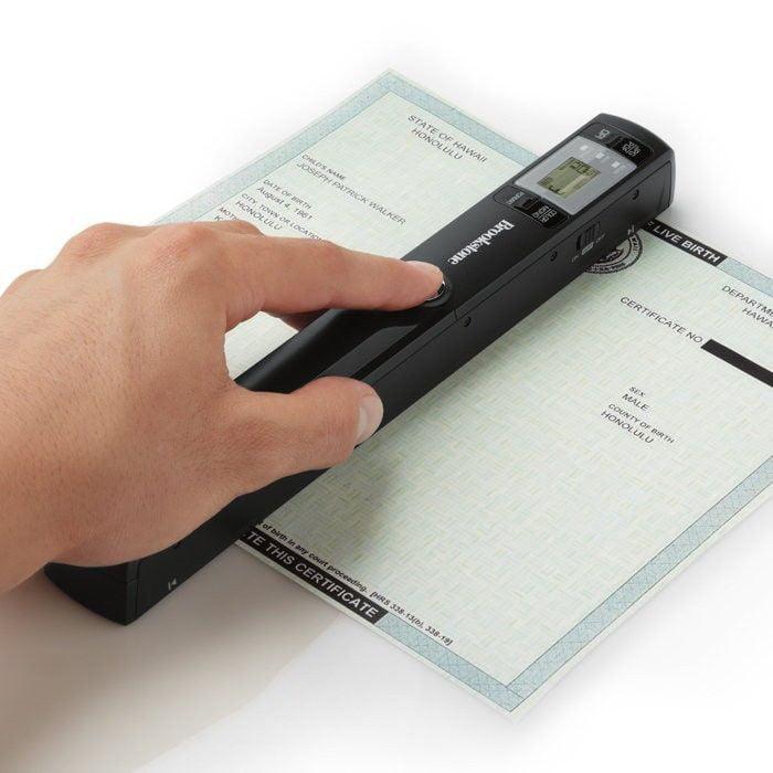 Scanner Bluetooth Handheld VuPoint Magic Wand PDSBT-ST43-VP