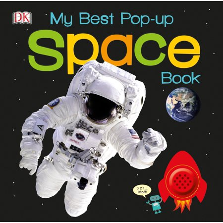 My Best Pop-Up Space Book (Board Book)