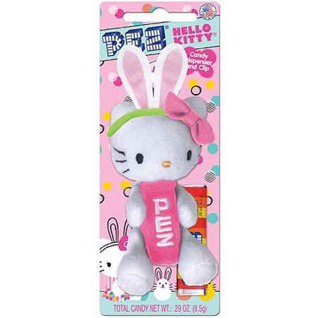 PEZ Hello Kitty Easter Candy Dispenser Hello Kitty Pez Dispenser