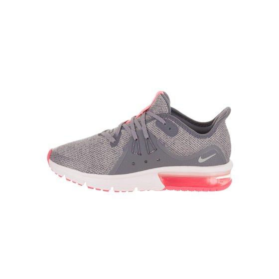 buy online c93f0 c9b79 Nike Kids Air Max Sequent 3 (GS) Running Shoe - Walmart.com