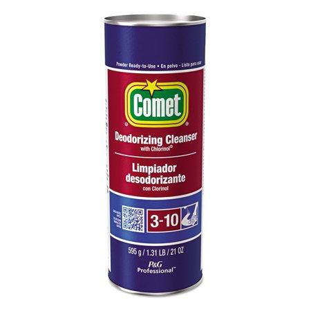 Cleanser W Chlorinol  Powder  21Oz Canister  24 Carton