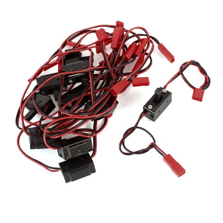 Lipo Receiver Battery (RC Receiver On -Off Lipo Battery Switch M/F JST Plug Connector Leads 36cm)