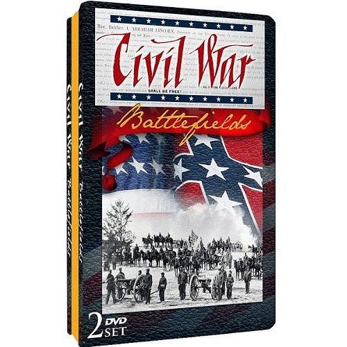 Civil War Battlefields (Tin Case) by TIMELESS