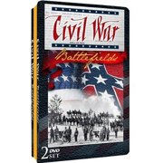 Civil War Battlefields (Tin Case) by TIMELESS