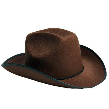 Brown Cowboy Hat - Brown Cowboy Hats