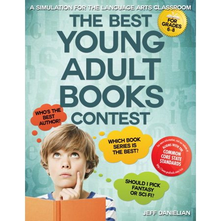 The Best Young Adult Books Contest : A Simulation for the Language Arts