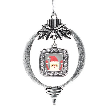 Jolly Santa Classic Holiday Ornament ()