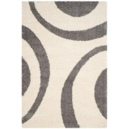 Safavieh Portofino Dilara Power-Loomed Shag Area Rug or (Portofino Bedroom Collection)