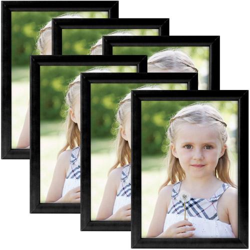 Black Bullnose Frame, Set of 6