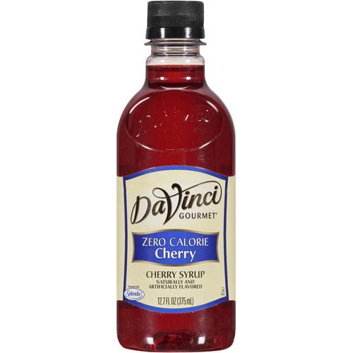 DaVinci Gourmet Cherry Syrup, 12 oz