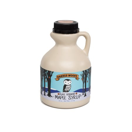 Pint Pure Vermont Maple Syrup (16 oz) - Grade A Amber Rich