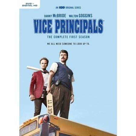 Vice Principals  The Complete First Season  Dvd
