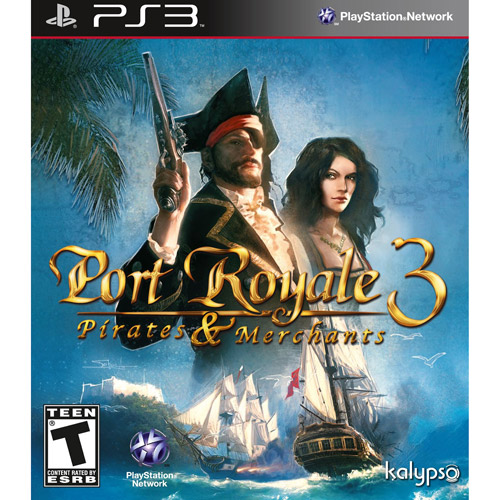 Port Royale 3 (PS3)