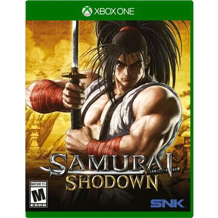 Samurai Shodown, Athlon, Xbox One, 850007806019