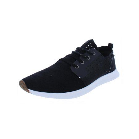 Steve Madden Mens Brick Suedette Casual Fashion Sneakers