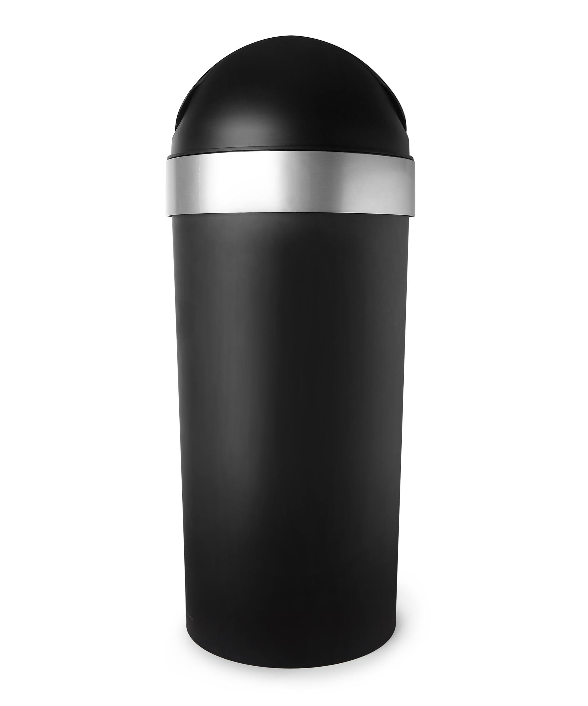 Umbra Venti 16.5-Gallon Swing Top Kitchen Trash Can for Indoor, Outdoor or  Commercial Use