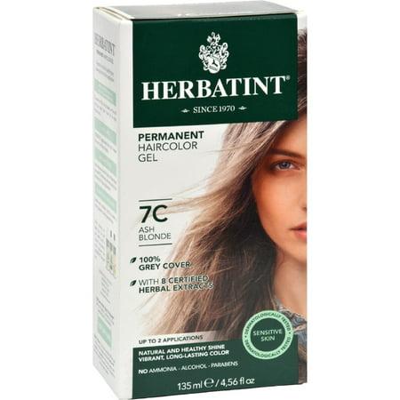 - Herbatint 7C Ash Blonde, 4 Oz