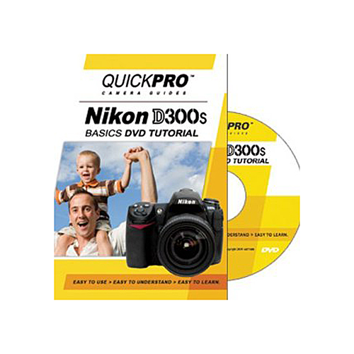 Quick Pro Guide Nikon D300s Advanced