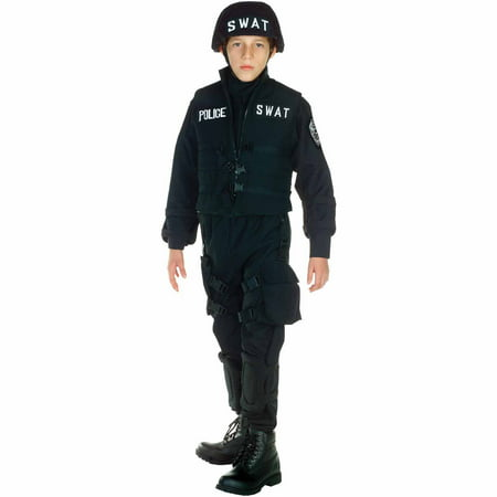 S.W.A.T. Child Halloween Costume](Halloween Cocktail Ideas Uk)