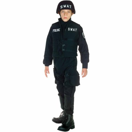 S.W.A.T. Child Halloween Costume
