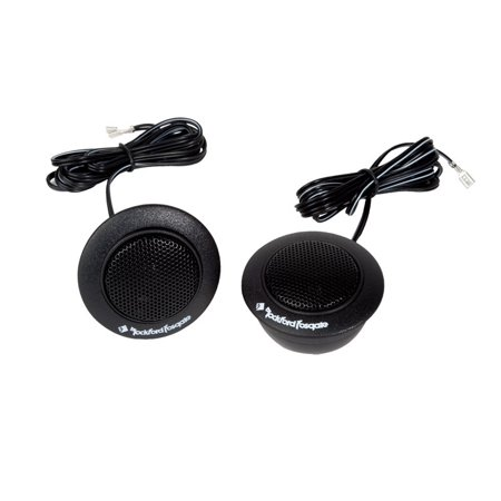 2  Rockford Fosgate R1t S 1  80 Watts Component Car Audio Tweeters System Kit