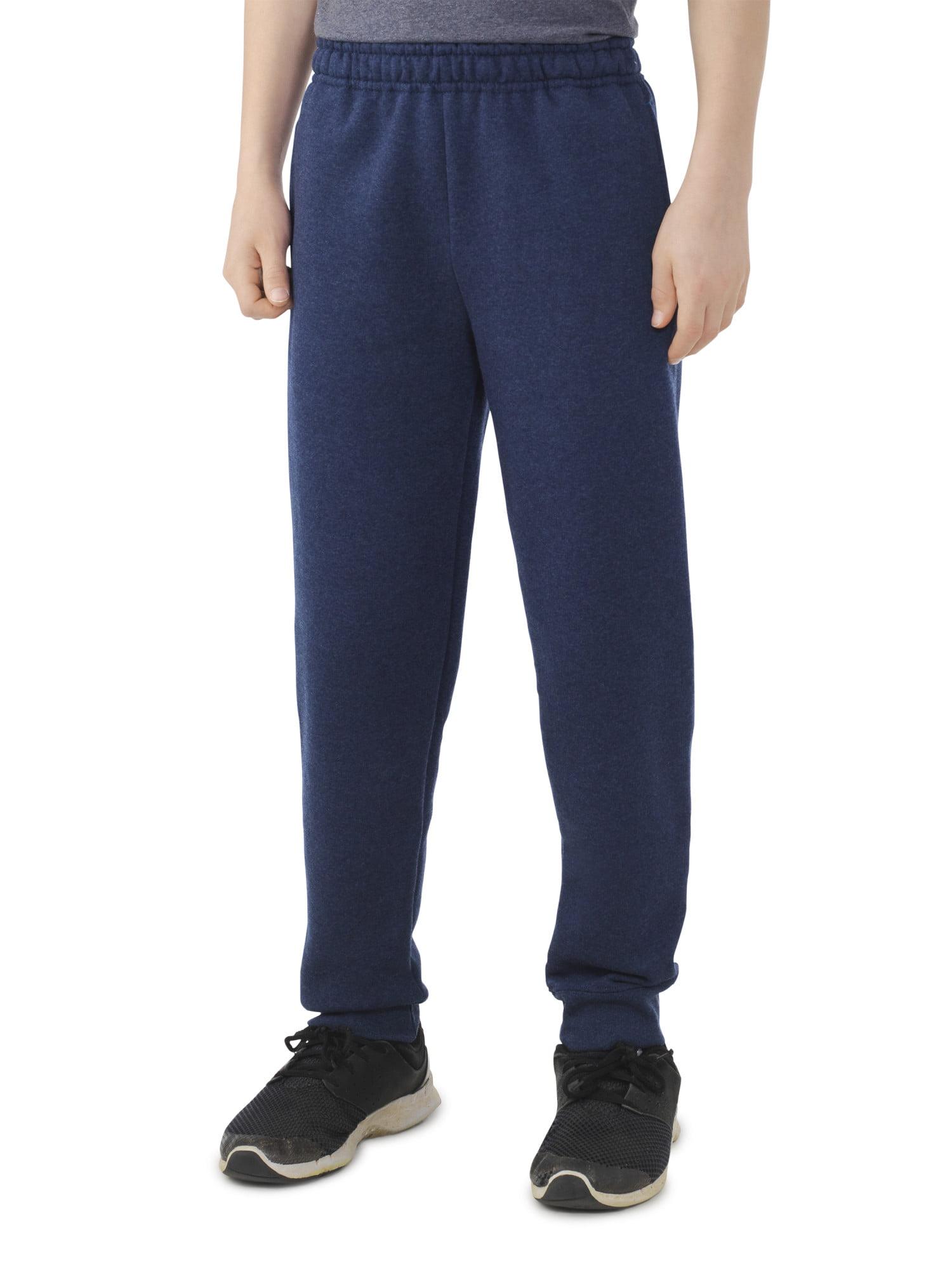 Boys' Explorer Fleece Super Soft Jogger Pant with Pocket Details