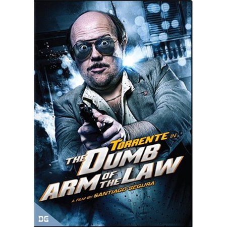 Torrente: The Dumb Arm of the Law (DVD) - Wall Of Dub Halloween