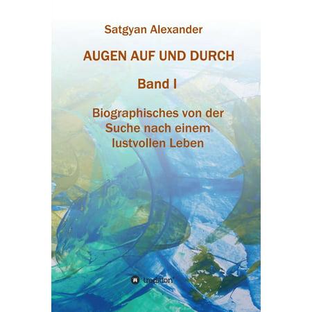 AUGEN AUF UND DURCH - eBook (Augen Auf Acid)