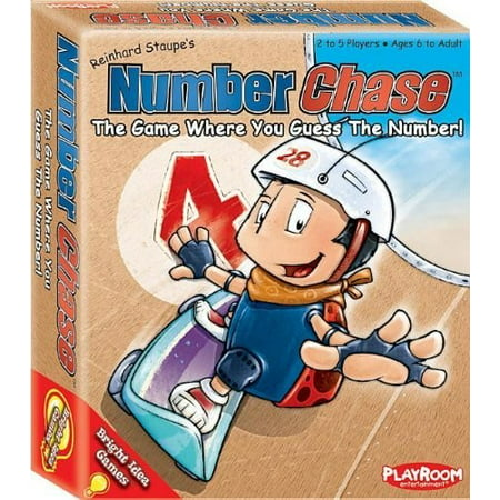 Number Chase - The Game WhereYou Guess the Number! (Guess The Item Halloween Game)