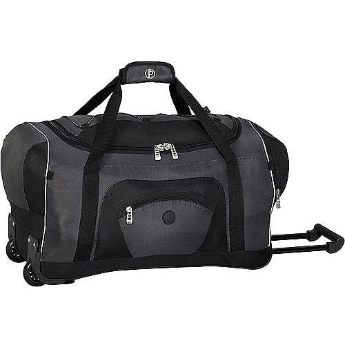"""Protege 25"""" Rolling Duffel Bag"""