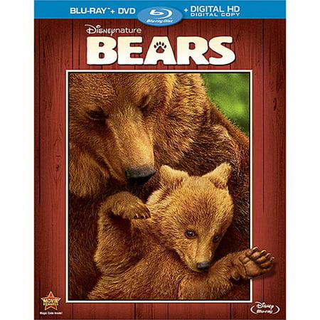 Disneynature: Bears (Blu-ray + DVD + Digital HD) ()